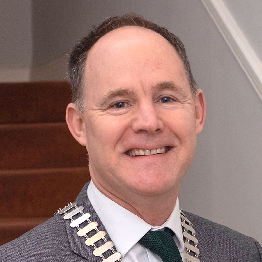 Dr. Conor Norton MIPI